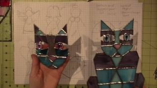 DIY Stained Glass Patterns
