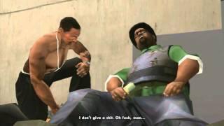 getlinkyoutube.com-GTA San Andreas PS3 Remastered - Final Mission + Ending