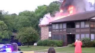 getlinkyoutube.com-Manalapan NJ Structure Fire 6-25-12 part1