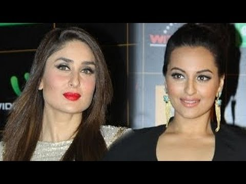 Kareena Kapoor & Sonakshi Sinha's Interview on The Red Carpet of Renault Star Guild Awards