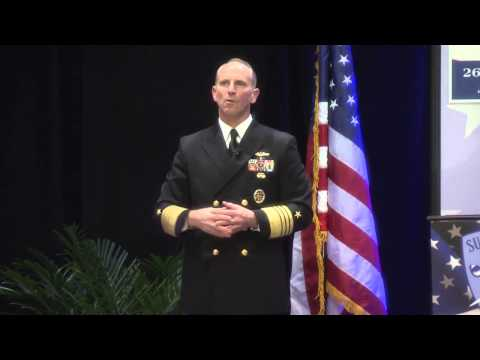 CNO Emphasizes Quality of Service at Surface Navy Association's 26th Annual Symposium