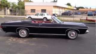 getlinkyoutube.com-1968 Ford Galaxie Convertible.