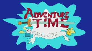 getlinkyoutube.com-Homemade Intros: Adventure Time