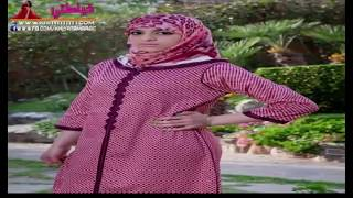 getlinkyoutube.com-جديد الجلابة المغربية العصرية بزواق المعلم 2015