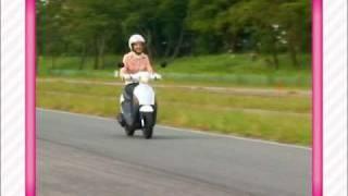 getlinkyoutube.com-スクーター初心者の方へ!50cc、原付スクーターの乗り方②。