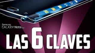 getlinkyoutube.com-Las 6 claves del Samsung Galaxy Note Edge