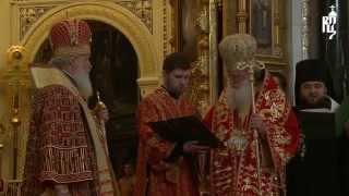 Слово Патриарха Болгарского Неофита в день св. равноап. Мефодия и Кирилла