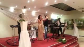 getlinkyoutube.com-ghezaal enayat ,matin osmani ,zindagi ban gaye ho tum song 2013 afghan song
