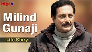 getlinkyoutube.com-Milind Gunaji Life Story | Career and Family