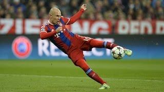 getlinkyoutube.com-Arjen Robben ● Best Dribbling Skills and Goals & Assists & Speed EVER