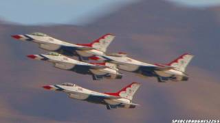 getlinkyoutube.com-Aviation Nation 2011 - U.S.A.F. Thunderbirds Complete Demonstration