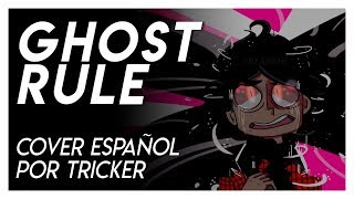 getlinkyoutube.com-【DECO*27 ft. Hatsune Miku】~GHOST RULE~ (Spanish Cover) by Tricker