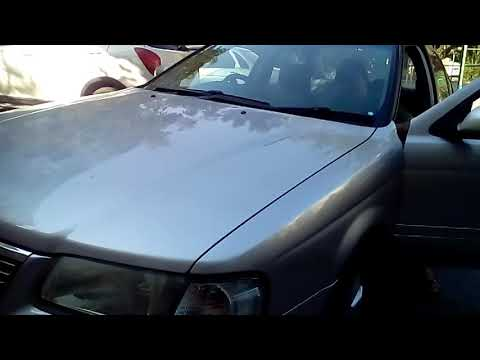 Замена фильтра салона Nissan Sunny FB15