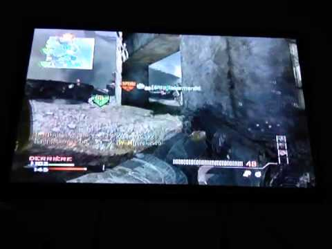 gameplay sur mw3