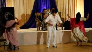 Jiski Biwi Moti - Lawaaris - Amitabh Bachan - Wedding Engagement dance performance