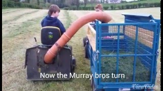 getlinkyoutube.com-Murray bros starting the silage making