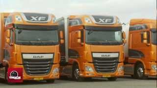 getlinkyoutube.com-The DAF XF Euro 6, on the road with André Godeloup
