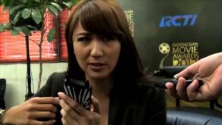Shareena Gunawan Kaget Masuk Nominasi IMA 2013