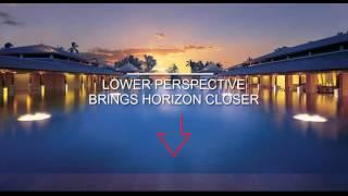 getlinkyoutube.com-Flat Earth Perspective & Flat Water Proof