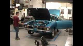 Unlawful Racing Complete Restoration of Randy Boligs 1970 Super Bee.mpg