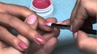 getlinkyoutube.com-Star Nail Soak Off Gel Application