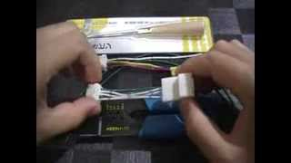 getlinkyoutube.com--走行中にテレビやDVDを見る簡単な方法-(トヨタ編1)