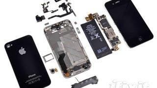 getlinkyoutube.com-iPhone 5 تفكيك