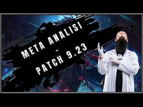 Meta Analisi - Patch 9.23