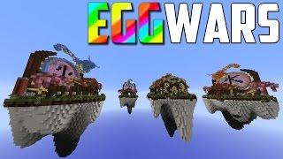 getlinkyoutube.com-MI NOVIA ME DEJA!! NO!! - Egg Wars Minecraft