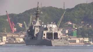 getlinkyoutube.com-海上自衛隊 『あきづき』型護衛艦