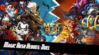 getlinkyoutube.com-Magic Rush Heroes: Muse Versus Murphy