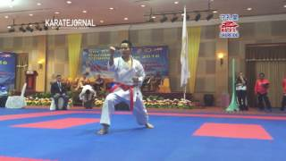 getlinkyoutube.com-SEAKF2016 male kata FINAL ZARESTA YUDA AHMAD ZIGI INA vs LIM CHEE WEI MAS