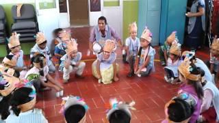 getlinkyoutube.com-Danza conmemorativa del Día de la Raza
