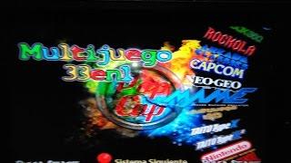 getlinkyoutube.com-Multijuegos 33 en 1