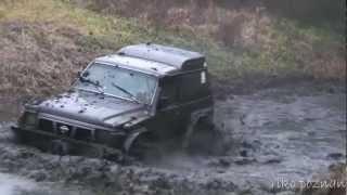 getlinkyoutube.com-Nissan Patrol GR y60 y61 riko poznań off-road 4X4 poland