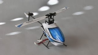 WLToys V977 RTF - The Perfect CP Trainer Helicopter For Beginners