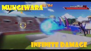 Dragonball Xenoverse: Infinity Damage Build