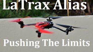 getlinkyoutube.com-Pushing the Latrax Alias to its limits. Traxxas Quad Rotor doing amazing flips and trick.