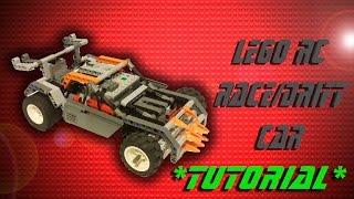 getlinkyoutube.com-Lego RC Drift/Race Car *Tutorial*