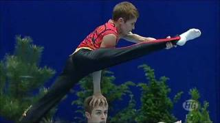 getlinkyoutube.com-Acrobatic Gymnastics World Championships
