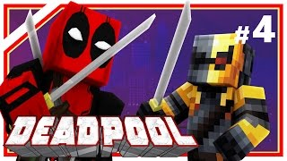 """getlinkyoutube.com-Minecraft Deadpool #4: """"Tight Red Leather & DEATHSTROKE!"""" (Minecraft Roleplay) Ep 4 w/ Xylophoney"""