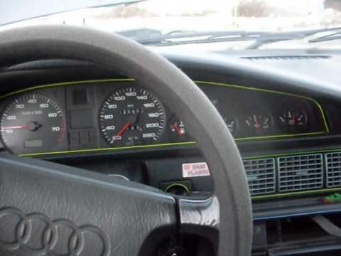 Проблема с давлением масла. Audi 100 2.3 NF мех. (РЕШЕНО ! заменить датчик)