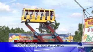 Feria del Condado Collier abre sus puertas hasta el 27 de Marzo
