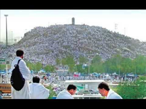 Maulana Tariq Jameel HAJJ , ARAFAT DAY dua and bayan URDU.2012