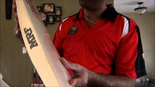 mrf genius players special cricket bat