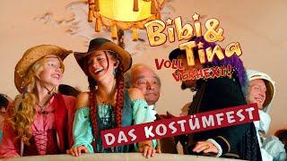 getlinkyoutube.com-BIBI & TINA: VOLL VERHEXT! - Hinter den Kulissen beim Kostümfest