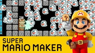 Stampy And Sqaishey Mario Maker : Download video: Super Mario Maker - Level For Sqaishey (3)