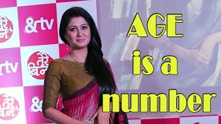 Age is just a number on TV: Shefali Sharma | Tere Bin| Andtv | Vijaya | Interview|