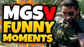 getlinkyoutube.com-Metal Gear Solid 5: Funtage! - (MGS V: The Phantom Pain Funny Moments)