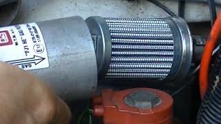getlinkyoutube.com-HOW TO CHANGE LPG GAS FILTER IN DETAIL | BRC FJ1HE+ET98| PROPANE RECHARGE REPLACE CAR KIT FUEL FILTR